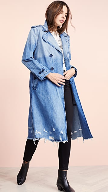 NSF Dorian Trench Coat