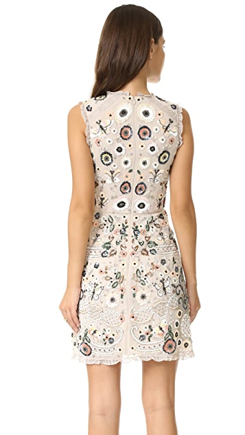 Needle & Thread Butterfly Prom Dress