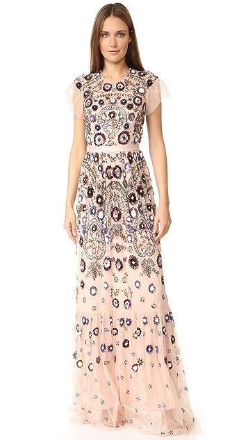 54b385efb05b Needle & Thread Enchanted Lace Maxi Dress | SHOPBOP