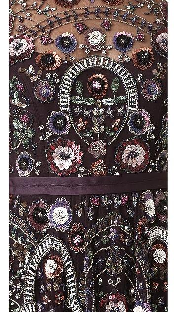 Needle & Thread Enchanted Lace Dress
