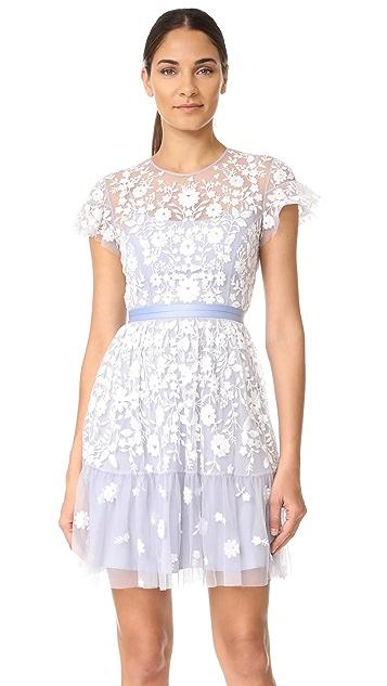 Needle & Thread Tulle Meadow Dress