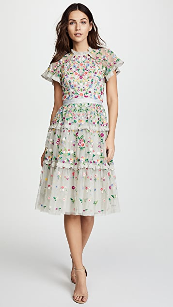 Needle & Thread Lazy Daisy Dress