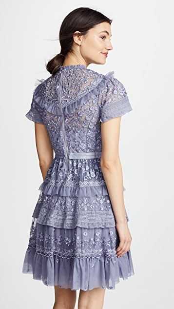 Needle & Thread Iris Dress