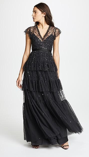 Needle & Thread Mirage Gown
