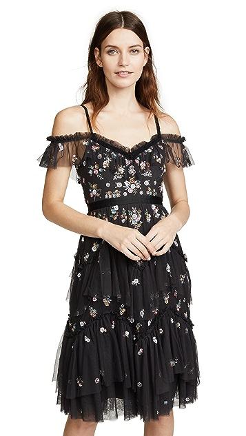 Needle & Thread Lustre Cami Dress