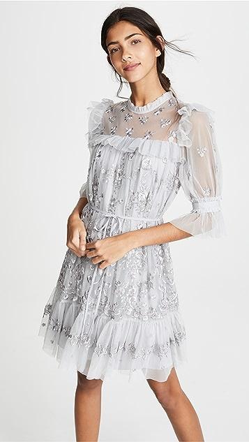 Needle & Thread 梦幻蕾丝连衣裙