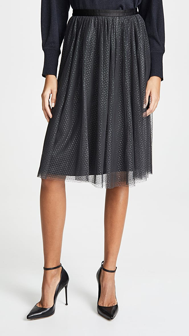 365a55b018 Needle & Thread Dotted Tulle Skirt | SHOPBOP