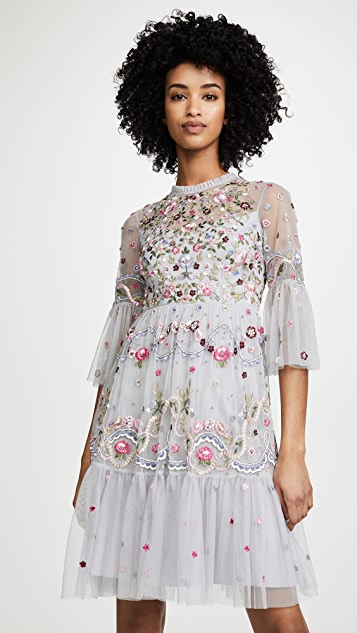 Needle & Thread Dreamers Lace Dress