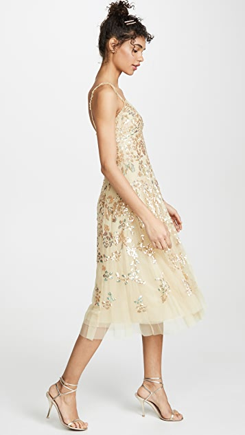 Needle & Thread Valentina Sequin Dress