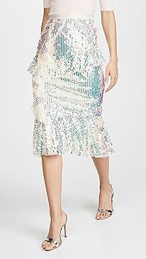 Scarlett Sequin Midaxi Skirt