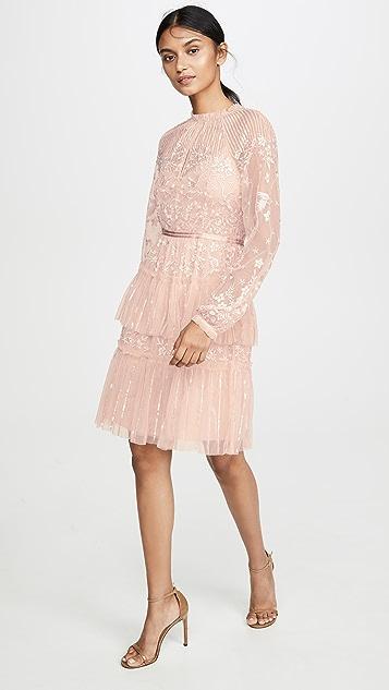 Needle & Thread Rosmund Sequin Gown