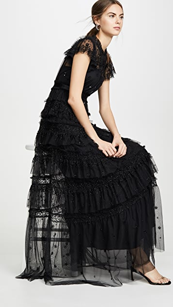 Needle & Thread Andromeda Gown
