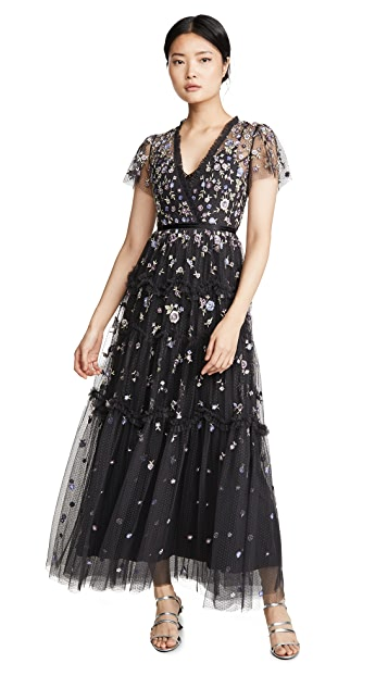 Needle & Thread Prarie Flora Gown