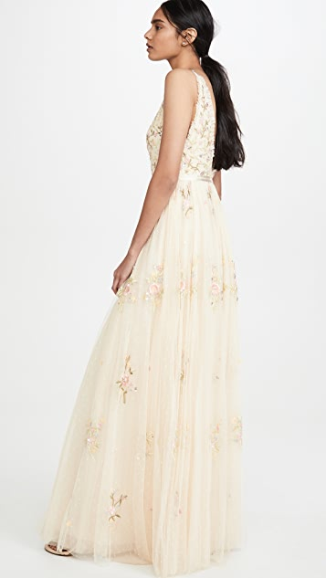 Needle & Thread Petunia Gown