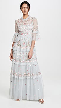 Butterfly Meadow Gown