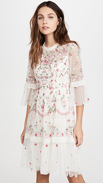 Needle & Thread Butterfly Meadow Dress