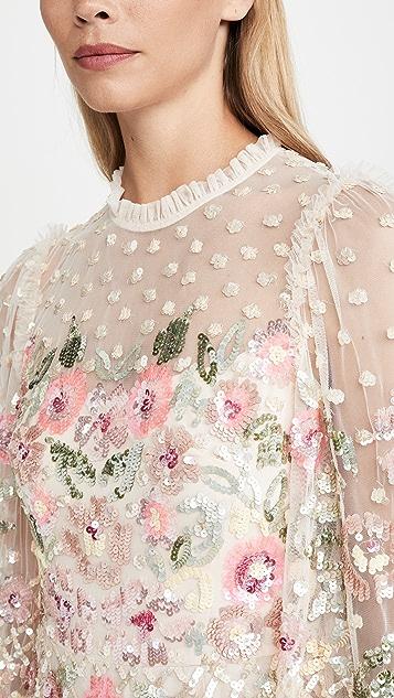 Needle & Thread Rosalie Gown