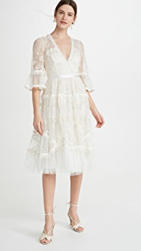 Pennyflower Dress