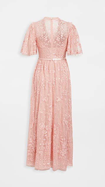 Needle & Thread Trudy Belle Ankle Length Gown