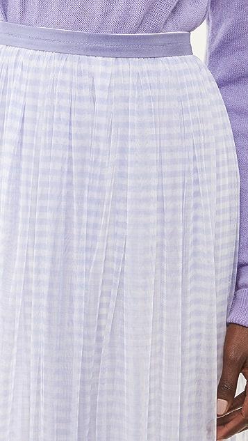Needle & Thread Gingham Ballerina Skirt