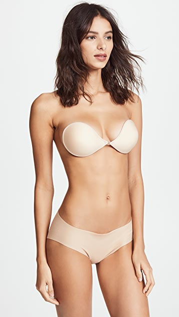 NuBra Push Up Plunge Bra