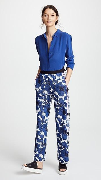 NUDE Jacquard Pants