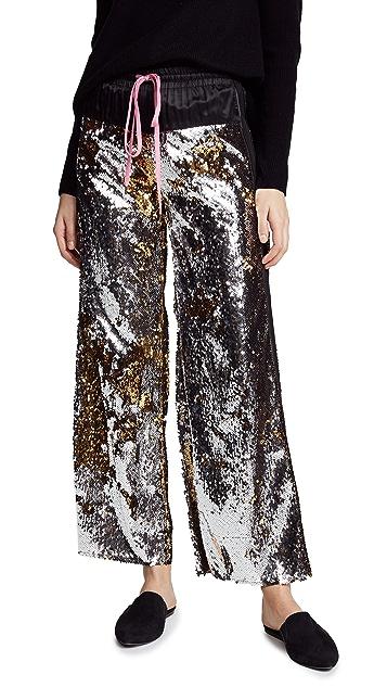NUDE Multicolor Trousers