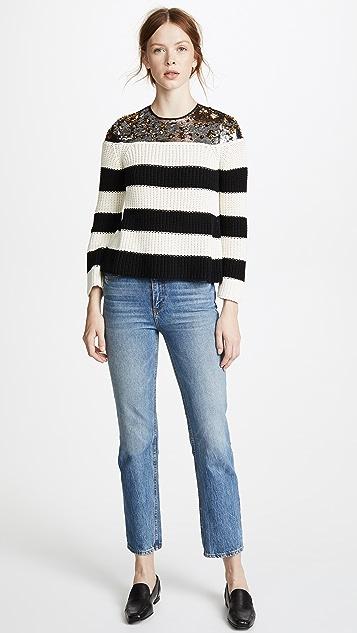 NUDE Round Neck Sweater