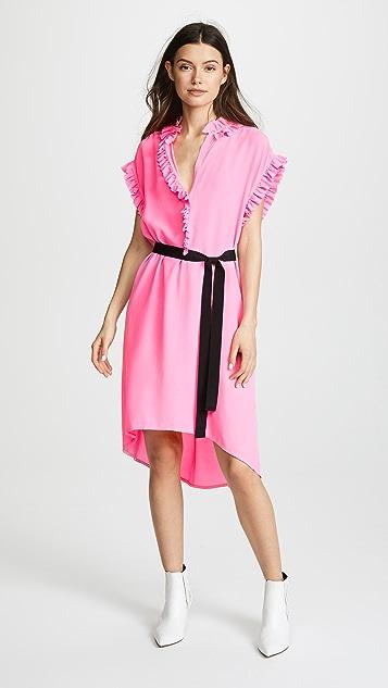 NUDE Fuchsia Dress