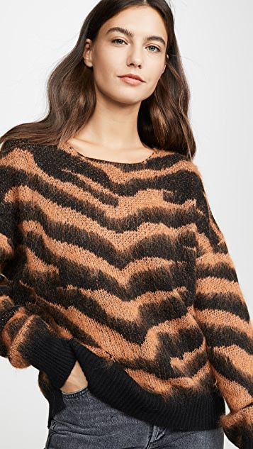 NUDE Round Neck Sweater