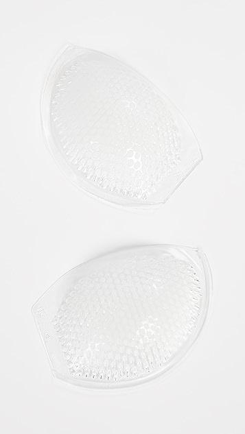 Nudwear 多孔硅胶文胸插片