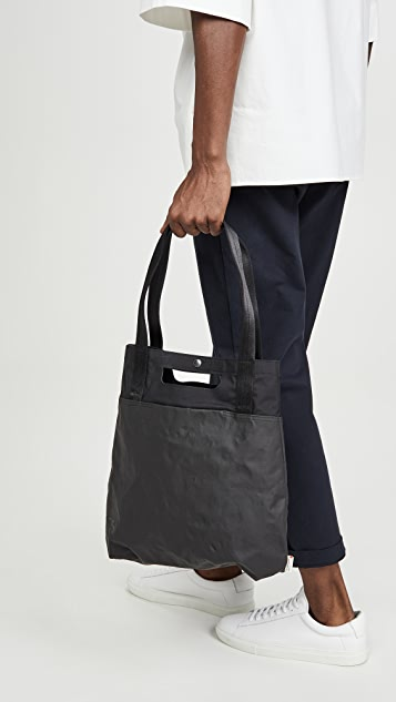 nunc Crater Post Tote Bag