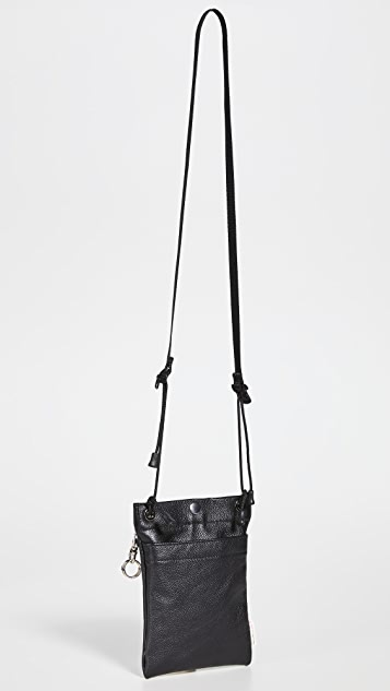 nunc Leather Pouch