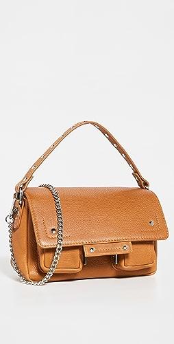 Nunoo - Small Honey Leather Bag