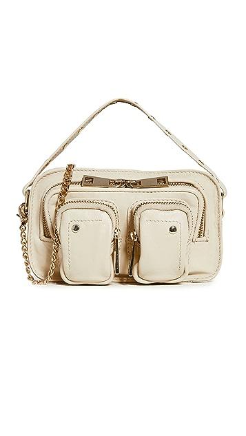 Nunoo Helena Silky W. Gold Bag