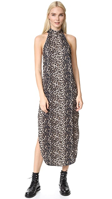 Nightwalker Breaking Point Maxi Dress