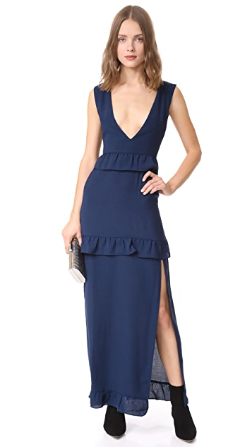 Nightwalker Elsa Maxi Dress