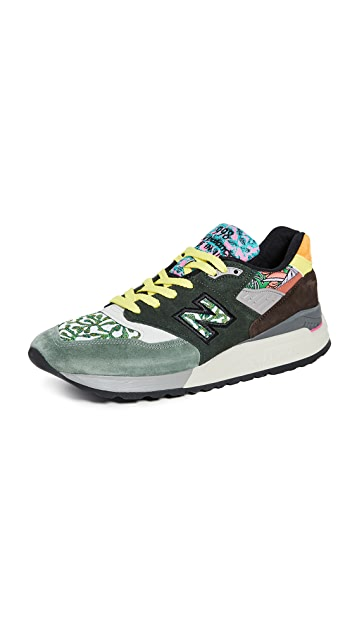 New Balance Made In US 998 Sneakers