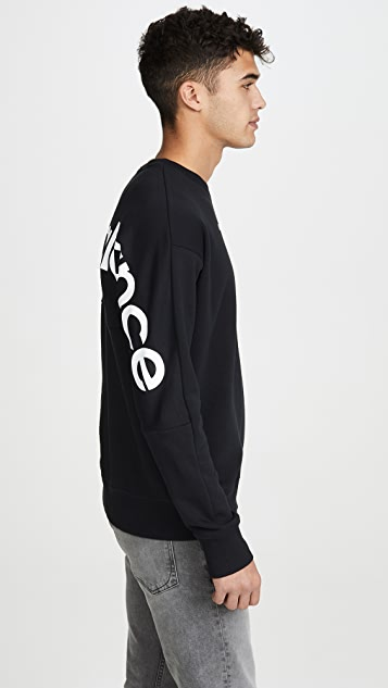 New Balance Sport Style Optiks Crew Neck Sweatshirt