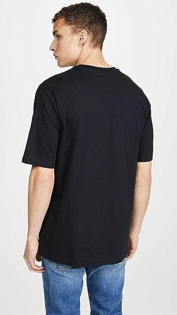 New Balance Sport Style Optiks Oversized Tee Shirt