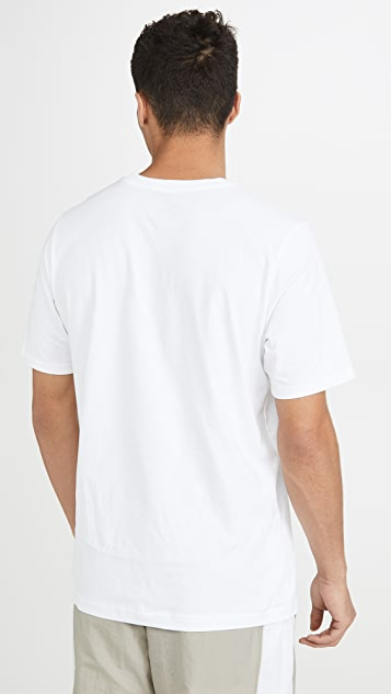 New Balance Essentials Stacked Logo T-Shirt