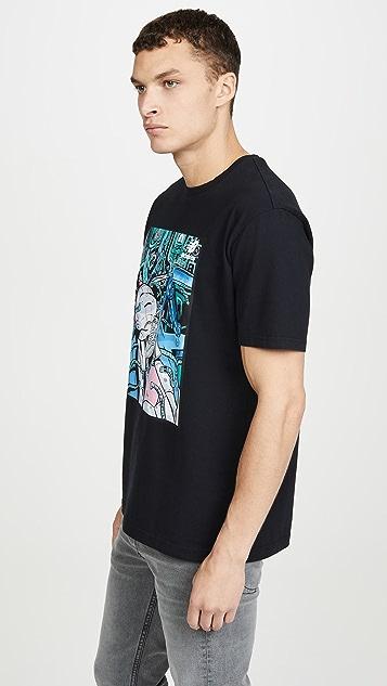 New Balance Artist Pack Tech Graphic Tee Shirt