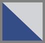Steel/Techtonic Blue