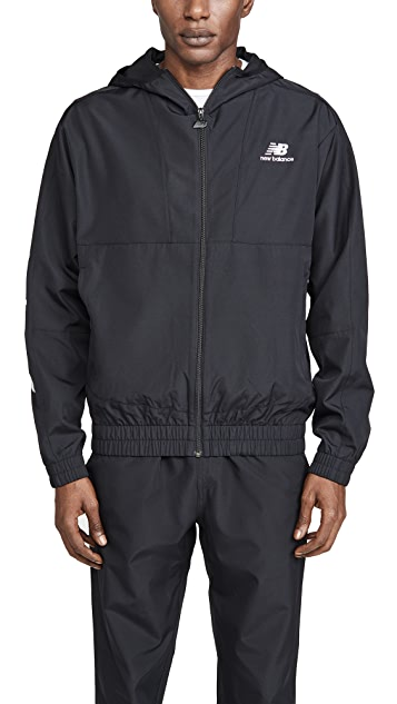 New Balance NB Athletics Windbreaker