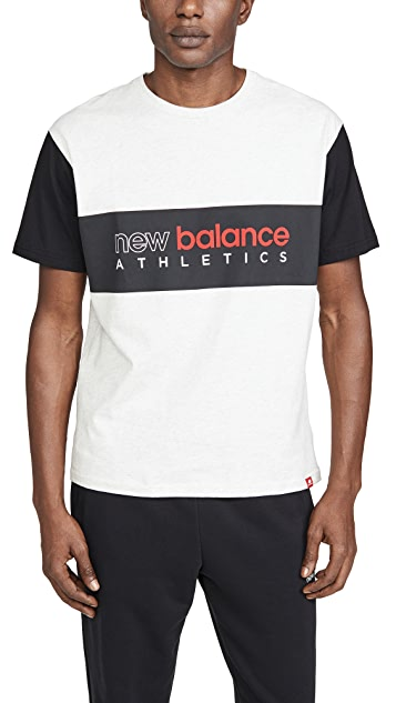 New Balance Relaxed Fit Essentials T-Shirt