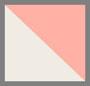 Bone/Tahitian Pink
