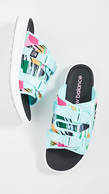 New Balance 330 Backless Sandals