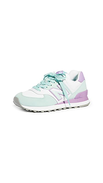 New Balance 574 Split Sail Sneakers