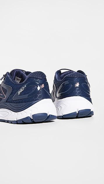 New Balance 840v4 Road Running Sneakers