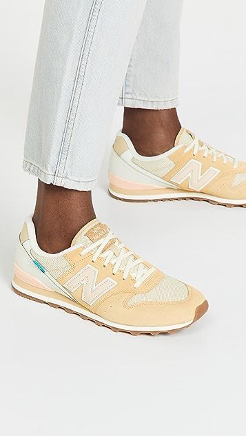New Balance 996 经典运动鞋